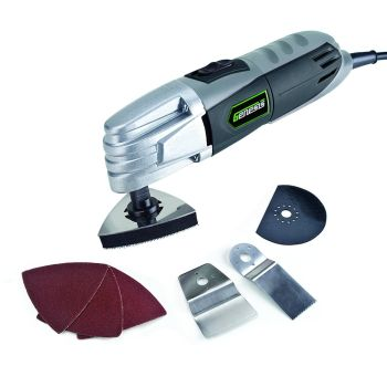 Genesis GMT15A Multi-Purpose Oscillating Tool