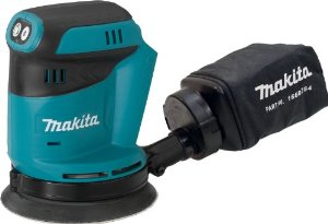 Makita LXOB01Z Cordless Random Orbit Sander Review